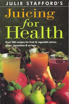 Jucing for Health book