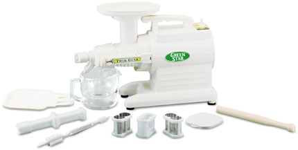 Green Star 2000 Juicer