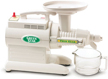 Green Star Juicers - 5 Models