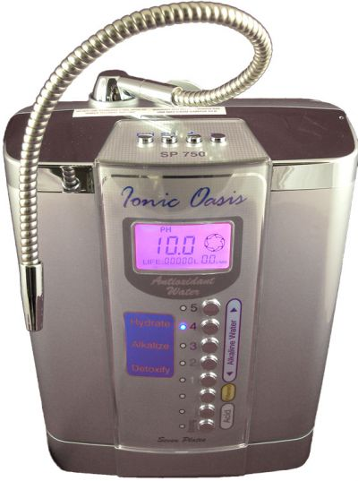 Ionic Oasis Water Ionizer SP750