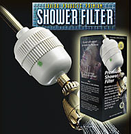 New Wave Shower Filter
