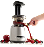 Omega VRT400HD Juicer
