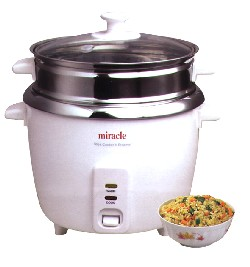 Miracle Rice Cooker ME81