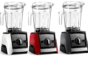 Vitamix Ascent Series Blender Colors