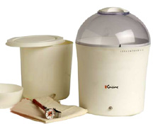 EuroCuisine Yogurt Maker YM 260